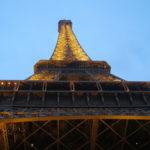 The Eiffel Tour at Twilight