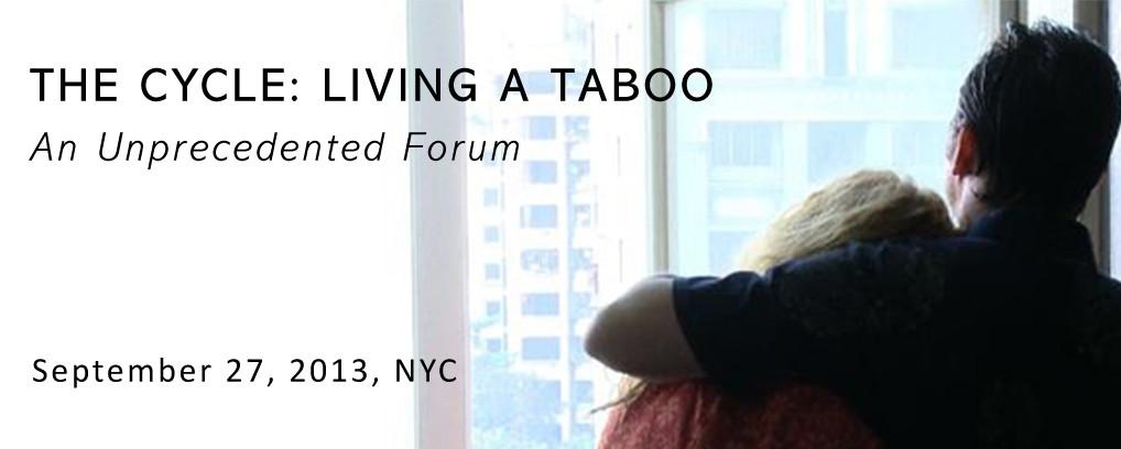 Do You Live A Taboo? I Do, Too!