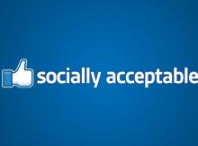 Socially-acceptable