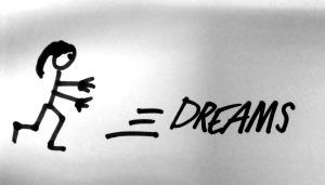 Chasing Dreams Doodle