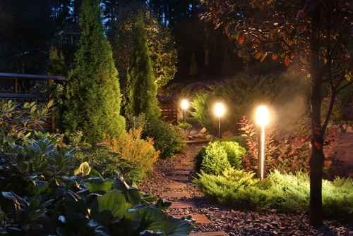 Well Lit Path