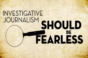 Investigative Journalists Need Your Help