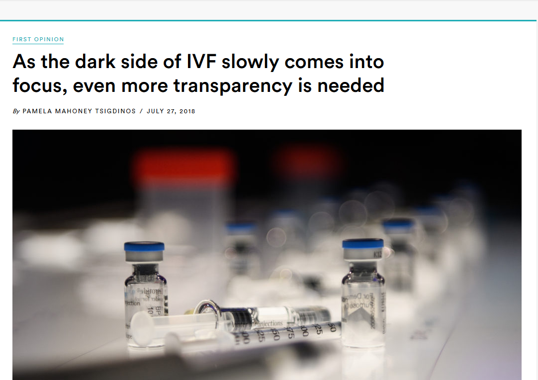 Dark side of IVF comes into focus 40 years later